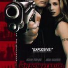 Replacement Killers Single Sided Original Movie Poster 27x40 inches