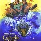 Crocodile Hunter Single Sided Original Movie Poster 27x40 inches