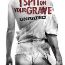 I Spit on your Grave  Style D Poster 13x19 inches
