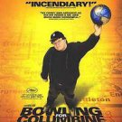 Bowling for Columbine Double Sided Original Movie Poster 27x40 inches
