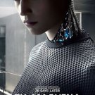 Ex Machina Style b Movie Poster 13x19 inches