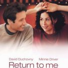 Return to Me Single Sided Original Movie Poster 27x40 inches