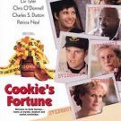 Cookie's of Fortune Single Sided Original Movie Poster 27x40 inches