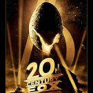 75th Anniversary Alien Movie Poster 13x19 inches