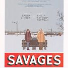 Savages Double Sided Original Movie Poster 27x40 inches
