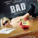 Bad Teacher Advance Double Sided Original Movie Poster 27x40 inches