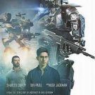 "Chappie iNTL Ver A Two Sided 27""x40' inches Original Movie Poster Neill Blomkamp"