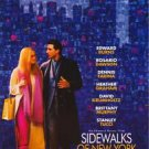 Sidewalks of New York Single Sided Original Movie Poster 27x40 inches