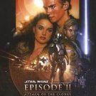 Star Wars Episode II Regular Double Sided Original Movie Poster 27x40 inches