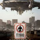 District 9 Regular Double Sided Original Movie Poster 27x40 inches