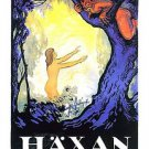 haxan witchcraft through the ages Style A Movie Poster 13x19 inches