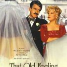 That Old Feeling Original Movie Poster Single Sided 27x40 inches
