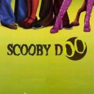 Scooby Doo Advance C (Green) Double Sided Original Movie Poster 27x40 inches