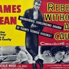 Rebel Without A Cause Movie Style F Poster 13x19 inches