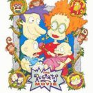 Rugrats Version C Double Sided Original Movie Poster 27x40 inches