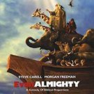 Evan Almighty Double Sided Original Movie Poster 27x40 inches