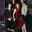 Will & Grace Tv Show Poster Style E 13x19