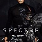 Spectre Style E Movie Poster 13x19 inches