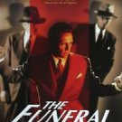 "FuNERAL  sINGle Sided 27""x40' inches Original Movie Poster"