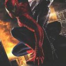 Spider-Man 3 Adv A Embossed Movie Poster Orig One Sided 11x17