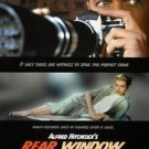 Rear Window 1997 Re- Issue Double Sided Movie Poster Original 27x40 inches