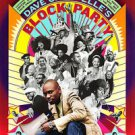 Block Party Single Sided Original Movie Poster 27x40 inches