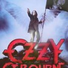 Ozzy Osbourne Single Sided Original Musical Poster 27x40 inches