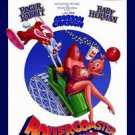 Rollercoaster Rabbit Double Sided Original Movie Poster 27x40 inches