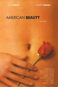 American Beauty Double Sided Original Movie Poster 27x40