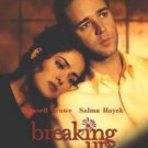 Breaking Up Double Sided Original Movie Poster 27x40 inches