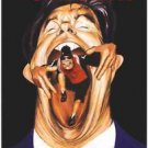 Bulworth Advance Single Sided Original Movie Poster 27x40 inches