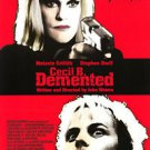 Cecil B. Demented Video Original Movie Poster 27x40 inches