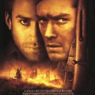 Enemy At the Gates Double Sided Original Movie Poster 27x40 inches