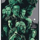 Breaking Bad Style B Tv Show Poster 13x19 inches