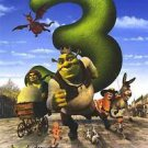 Shrek 3 The Third International Double Sided Original Movie Poster 27x40 inches