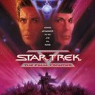 Star Trek 5 : The Final Frontier Single Sided Original Movie Poster 27x40 inches