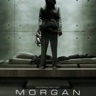 Morgan Double Sided Original Movie Poster 27x40 inches