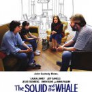 Squid and The Whale Double Sided Original Movie Poster 27x40 inches