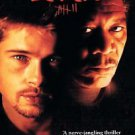 Seven 1995 Style D Movie Poster 13x19 inches