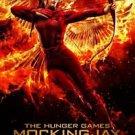 Hunger Games :Mockingjay Part 2 Regular dBL Sided Original Movie Poster 27x40