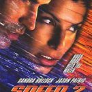 Speed 2 Single Sided Original Movie Poster 27x40 inches