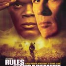 Rules of Engagement Double Sided Original Movie Poster 27x40 inches