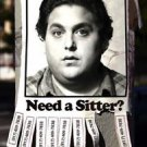 Sitter Advance Double Sided Original Movie Poster 27x40 inches