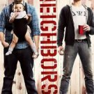 Neighbors Advance Original Movie Poster Double Sided 27x40 inches
