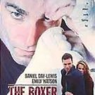 Boxer, the International Double Sided Original Movie Poster 27x40 inches