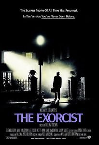 eXORCIST Style A Poster 13x19 inches