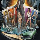 """Archer Tv Show Poster Style A 13""""x19"""""""