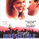 Simply Irresistible Double Sided Original Movie Poster 27x40 inches