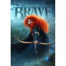 Brave 2nd Advance Original Movie Poster Double Sided 27x40 inches