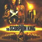 Scorpion King Regular Double Sided Original Movie Poster 27x40 inches
